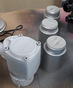 Reparación y calibración de herramientas y llaves de torque