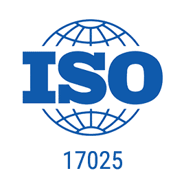 Logo ISO 17025