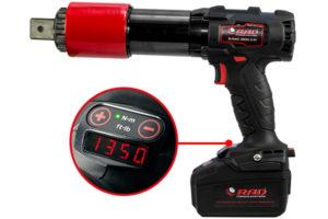 Llave de torque B-RAD Select con doble batería