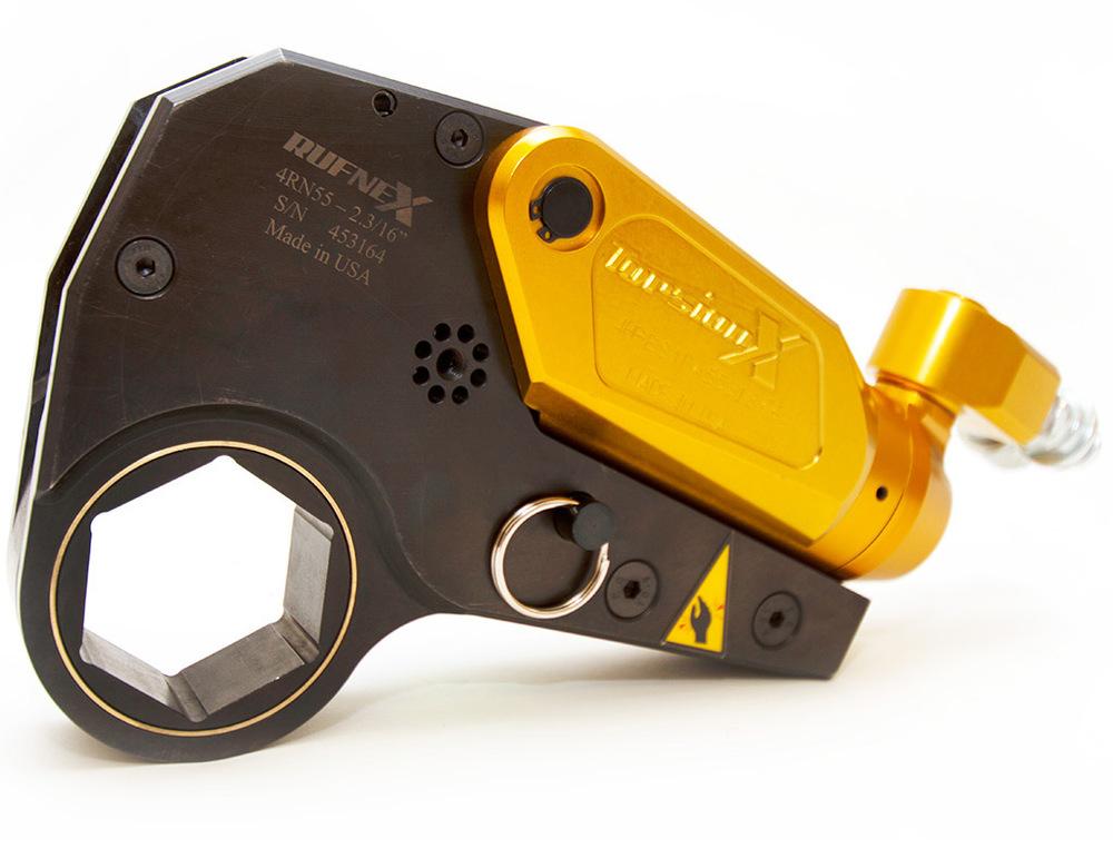 Cuidado llaves de torque hidráulica