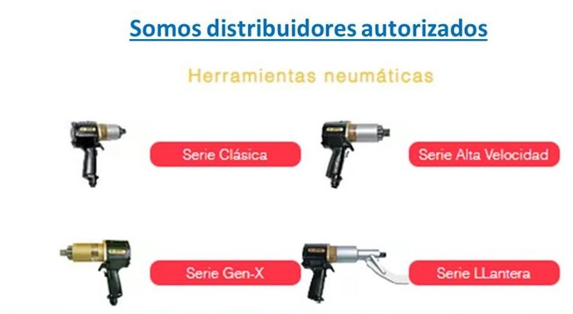 Catálogo de herramientas de torque RAD
