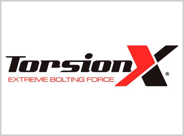 Logo de la marca TorsionX